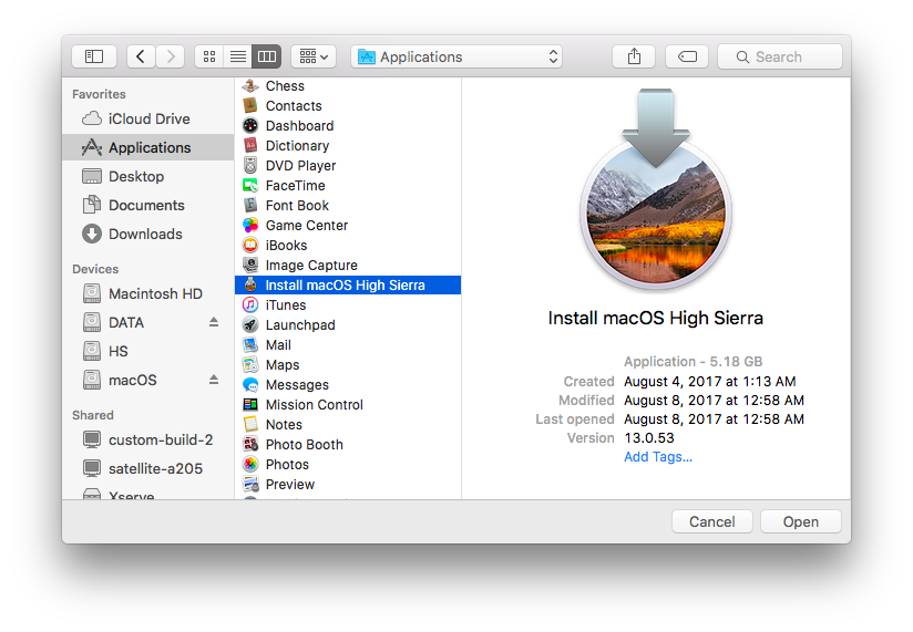 core keygen doesnt work on mac os high sierra